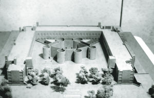 Proposed UVA chemistry building