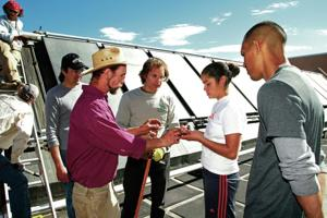 Community colleges help prepare students for a greener job market