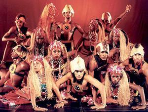 Balé Folclórico de Bahia