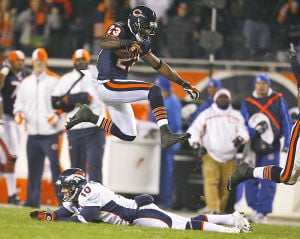 NFL: Bears buck Broncos in OT