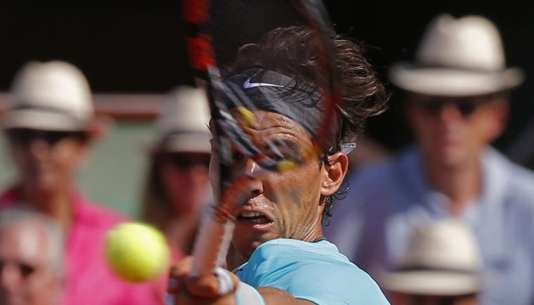 8-time champ Nadal, Djokovic in French Open final