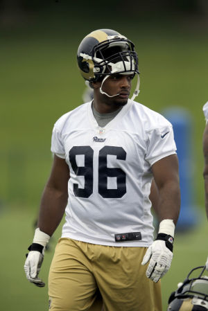 Michael Sam ready to focus on football