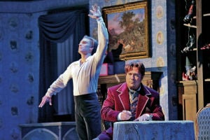 Opera review: 'Oscar' unveiled at Santa Fe Opera