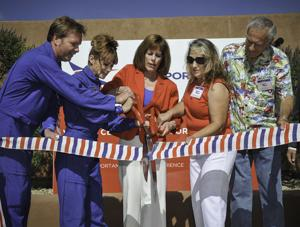 Spaceport America celebrates opening of visitor center