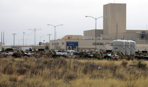 Radiation leak raises questions over waste program
