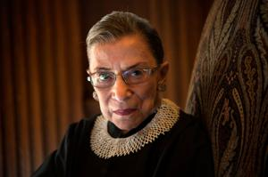 Justice Ginsburg's Supreme Court decision: Stay or go?