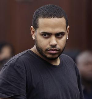 Suspect arraigned in motorcycle-SUV brawl in NYC