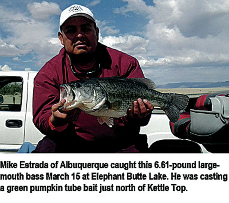 New mexico fishing report the santa fe new mexican outdoors for Fishing in new mexico