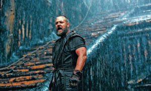 'Noah': Dark take on biblical tale
