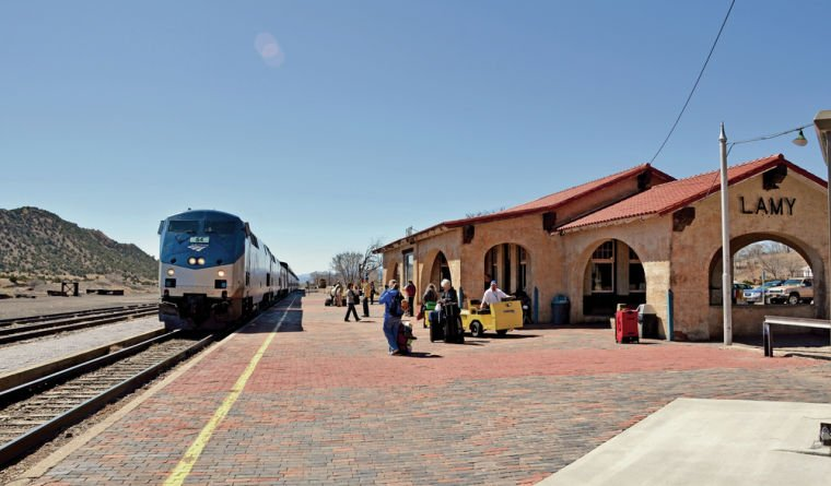 Historic Amtrak train could be rerouted away from Lamy
