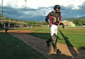 Fuego's Kozel not your typical catcher