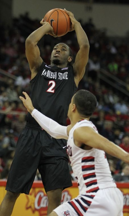 SDSU's Thames wins MWC player of the year