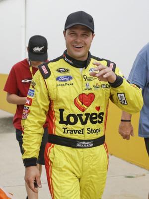 Gilliland lands pole for Coke Zero 400 at Daytona