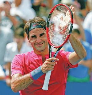 Federer wins 7th Cincy title, Serena Williams gets her 2nd
