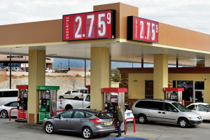 New Mexico drivers see fracking's impact at the pump