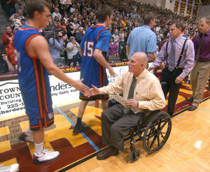 """Winningest"" coach Don Meyer dies"