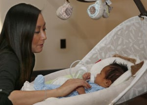 More talking, longer sentences help babies' brains