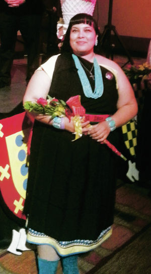 Fiesta royalty crowned at Baile de Mayo
