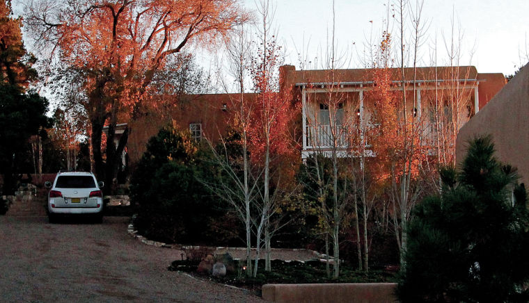 East-side home sold for $4 million tops Santa Fe's 2013 records