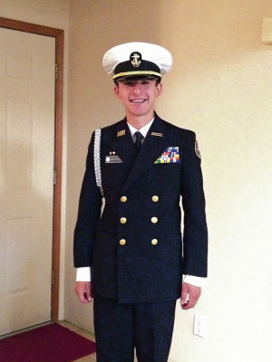 Student profile: Santa Fe High student aims to serve as Army doctor