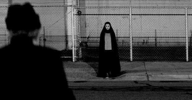 "SFIFF: ""A Girl Walks Home Alone at Night"""
