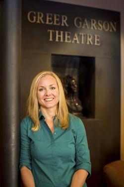 <p>Laura Fine Hawkes; photoEric Swanson, courtesy SFUAD</p>