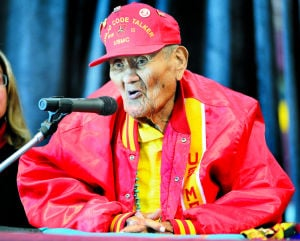 Last original Code Talker dies at 93