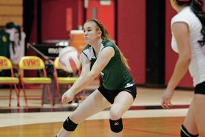 Española volleyball claims District 2AAAAA over Los Alamos