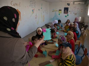 Refugees often forgotten amid Syrian civil war