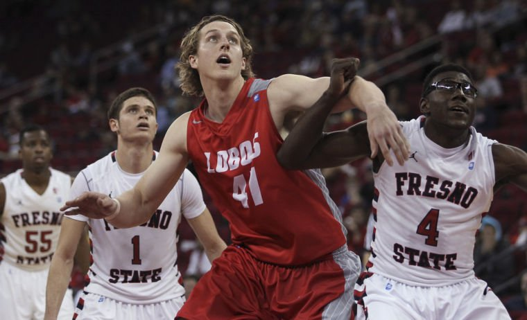 Lobos try to toughen up for Boise State