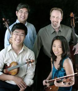 <p>Johannes String Quartet</p>