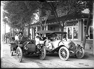 Trail Dust: Arrival of horseless carriage transformed New Mexico