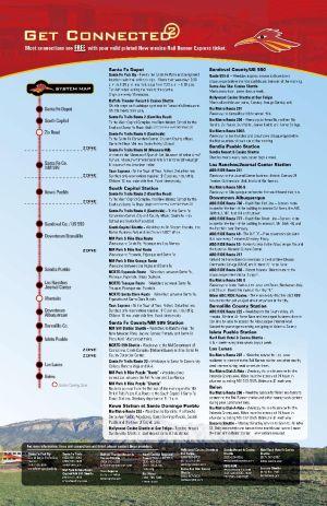 The Santa Fe New Mexican Rail Runner Express