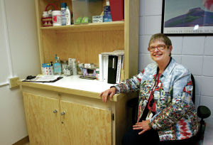 SFPS retiring head nurse built a career in caring for kids