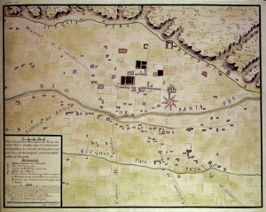 Trail Dust: Report gave glimpse of Santa Fe in 1766