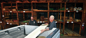 Alpine Builders Supply Company, tucked downtown for more than 50 years, carves out niche selling hard-to-find woods