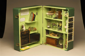 The Surrealist's Cabinet of Wonders