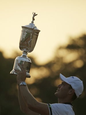 Rough or not, Kaymer was the star of this U.S. Open