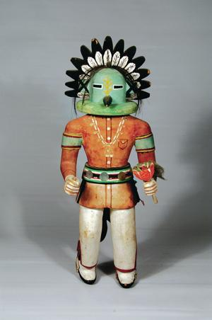 Trail Dust: Inquisition had governor arrested for allowing kachina dances