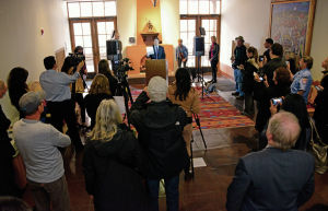 Santa Fe leaders ask county clerks to honor same-sex marriage