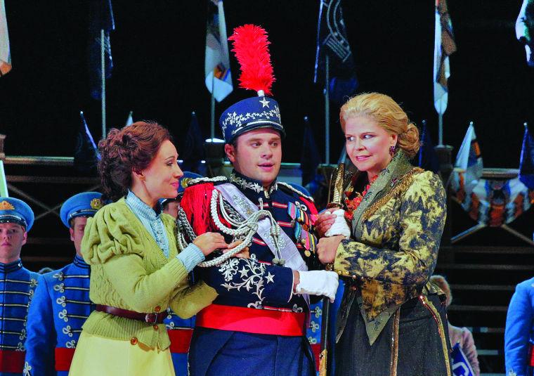 Opera reviews: La Grande-Duchesse de Gérolstein