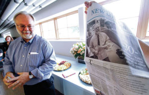 Retiring Editor Rob Dean reflects on years at 'The New Mexican'