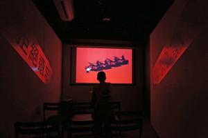 Tiananmen memory flickers in tiny Hong Kong museum