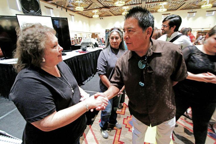Blackfeet artist nabs Best of show award with beadwork