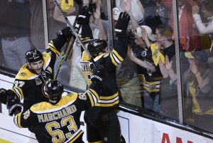 Bruins rally to beat Canadiens 5-3 in Game 2