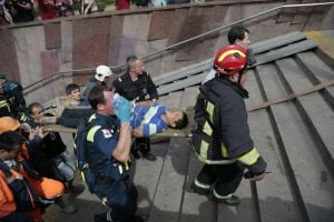 Rush-hour Moscow subway derails: 20 dead, 150 hurt