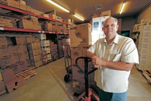 Española janitorial company moves away from less-toxic cleaning products, more 'elbow grease'