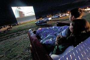 Still rolling: Fort Union Drive-In reopens after nearly closing for good