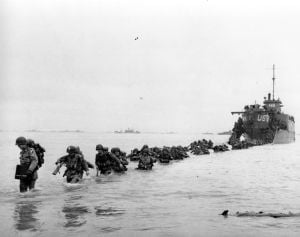 D-Day veteran: Bloody battle for freedom is nearly forgotten
