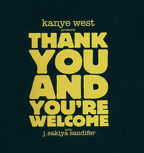 Books: Kanye's puzzling 'Thank You'